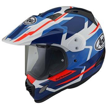 ebfa7b8e Arai Tour-X 4 Motorcycle Helmet DEPART (Blue) -Special Order | The ...