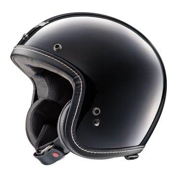 Arai Urban-V Diamond Black Open Face Helmet - Special Order  - Click to view larger image