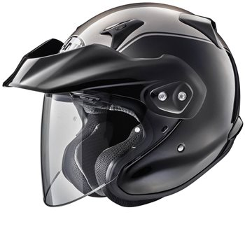 Arai CT-F Honda Gold Wing Grey Open Face Helmet - Special Order Arai-CT-F-Honda-Gold-Wing-Grey - Click to view larger image