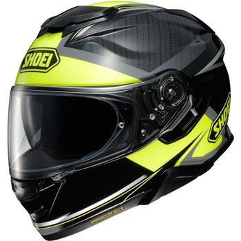 867c8852 Shoei GT Air 2 Affair TC3 Motorcycle Helmet (Matt Black|Yellow) Shoei GT