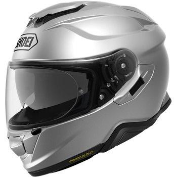 b3eceb56 Shoei GT Air 2 Motorcycle Helmet (Silver) Shoei GT Air 2 Motorcycle Helmet  Silver
