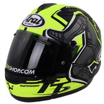 Arai RX-7V IOM TT 2019 Limited Edition Helmet   - Click to view larger image