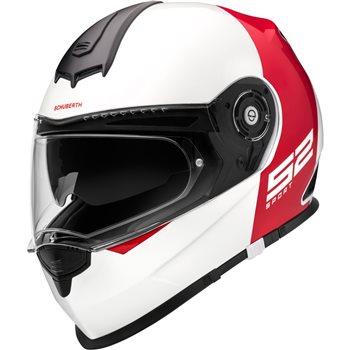 Schuberth S2 Review >> Schuberth S2 Sport Redux Red Helmet The Visor Shop Com