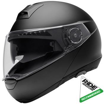 a5cd3fa2 Schuberth C4 PRO Flip Front Helmet (Matt Black) Schuberth C4 PRO Flip Front  Helmet