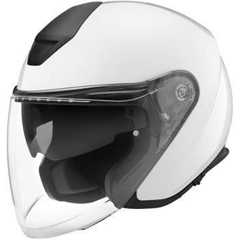 95acf5b2 Schuberth M1 PRO Open Faced Helmet (White) Schuberth-M1-Pro-White