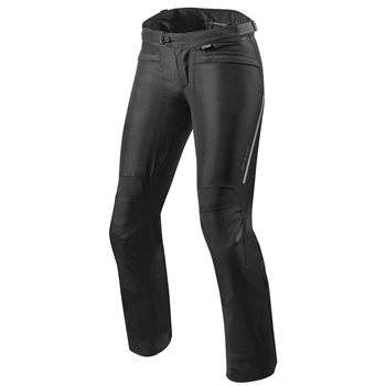 Revit Ladies Motorcycle Trousers Factor 4 (Black)  - Click to view larger image