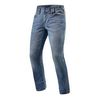 Revit Cordura Denim Jeans Brentwood Slim Fit (Classic Blue)  - Click to view larger image