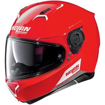 Nolan N87 Emblema N-Com Helmet (Corsa Red) Nolan-N87-Emblema-N-Com-Helmet-Corsa-Red - Click to view larger image