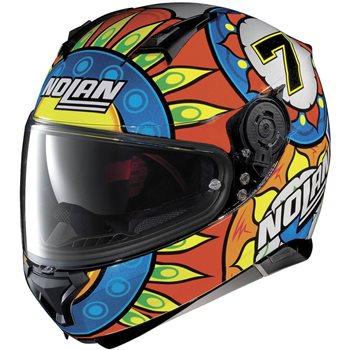 Nolan N87 Gemini N-Com Helmet (C. Davies Metal Black) Nolan-N87-Gemini-N-Com-Helmet-C-Davies-Metal-Black-2 - Click to view larger image