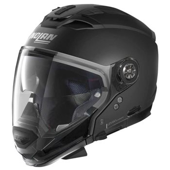 Nolan N70-2 GT Classic N-Com Helmet (Flat Black) Nolan-N70-2GT-Classic-N-Com-Helmet-Flat-Black - Click to view larger image