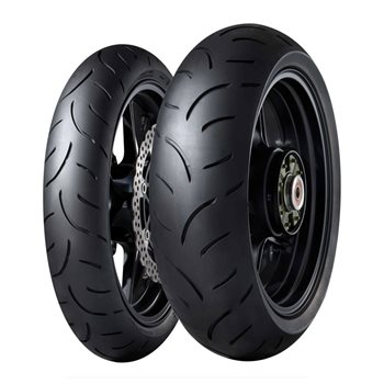 Dunlop Sportmax Qualifier 2 Motorcycle Tyre  - Click to view larger image