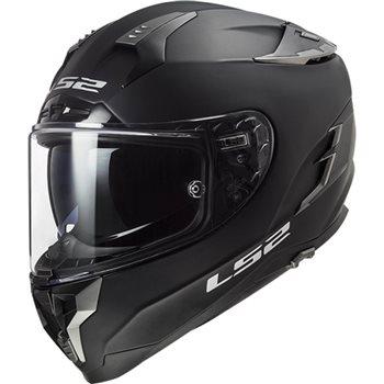 LS2 FF327 Challenger Helmet (Matt Black) LS2-FF327-Challenger-Helmet-Matt-Black - Click to view larger image