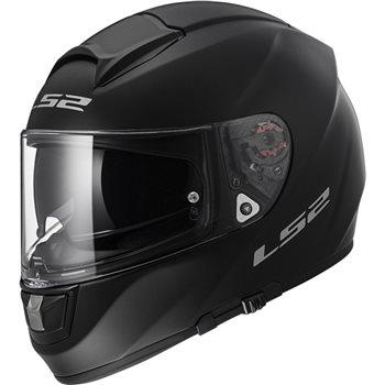 LS2 FF397 Vector Evo Helmet (Matt Black) LS2-FF396-Vector-Evo-FT2-Helmet-Matt-Black - Click to view larger image
