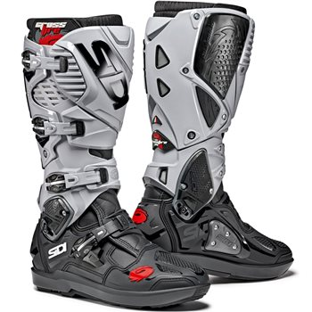 UK 7 // Eur 41 Black Kart Bike Storm Racing Boots Race Boot  Go Kart