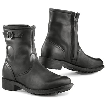 TCX Lady Biker Waterproof Motorcycle Boots  - Click to view larger image