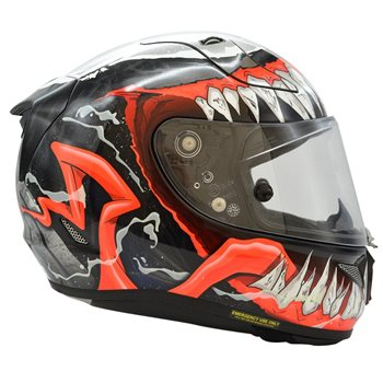 90e6ad90 HJC RPHA 11 Venom 2 Motorcycle Helmet - Click to view larger image