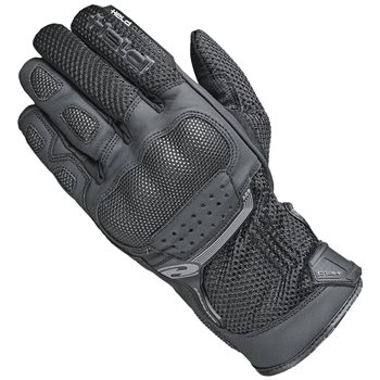 Held Desert 2 Ladies Motorcycle Glove (Black)  - Click to view larger image