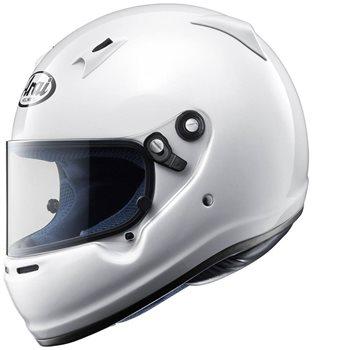 Arai CK-6 Kart Racing Helmet (CMR Approved) Arai-CK-6-Helmet - Click to view larger image