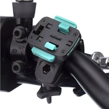 Ultimateaddons Handlebar Mounting Attachments - Quick Release 21-30mm  - Click to view larger image