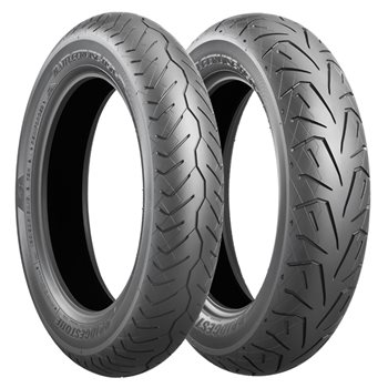 Bridgestone Battle Cruise H50 Motorcycle Tyre  - Click to view larger image