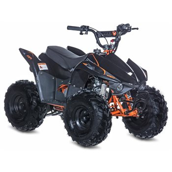 Kayo Fox 70 ATV (Black)  - Click to view larger image