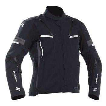 Richa Arc Textile Gore-Tex Jacket (Black)  - Click to view larger image