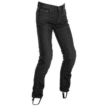 Richa Original Slim Fit Kevlar Jean (Black)  - Click to view larger image