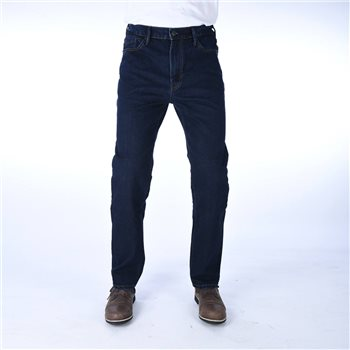 Oxford CE Armourlite Denim Straight Jean (Blue Rinse) Short Leg  - Click to view larger image