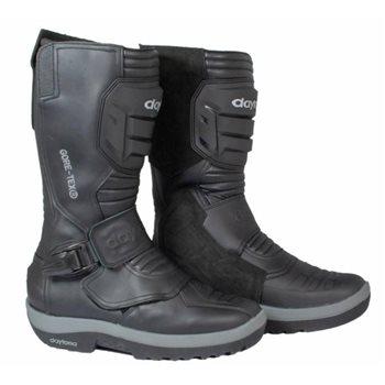 Daytona Trans Tourman Gore-Tex Boots (Black)  - Click to view larger image