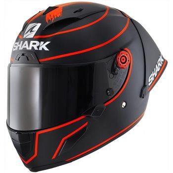 Shark Race R Pro GP Replica Lorenzo Winter Test 2019 Helmet  - Click to view larger image