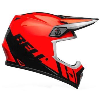 Bell MX-9 MIPS Dash Helmet (Orange Black) Bell-MX-9-MIPS-Dash-Helmet-Orange-Black - Click to view larger image