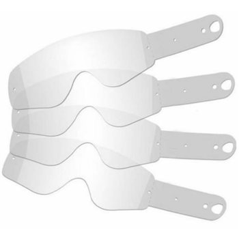 Wulfsport Goggle Tear Offs (pack of 10)  - Click to view larger image