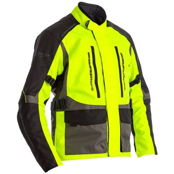 RST Atlas CE Textile Jacket 2366 (Yellow|Black|Grey)  - Click to view larger image