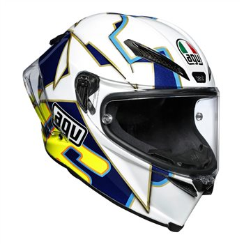 AGV Pista GP-RR Rossi World Title 2003 Replica Helmet  - Click to view larger image
