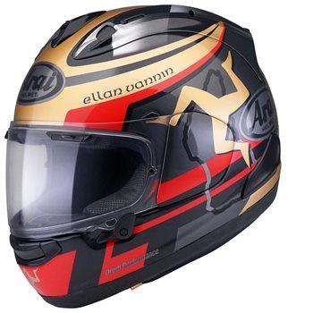 Arai RX-7V IOM TT 2020 Helmet  - Click to view larger image