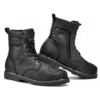 Sidi Denver WR Motorcycle Boots (Black)  - Click to view larger image
