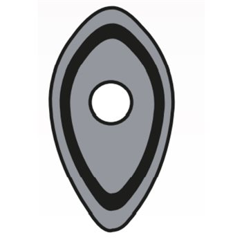 Bikeit Indicator Spacers - Honda Type 1  - Click to view larger image