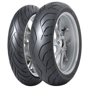 Dunlop Sportmax RoadSmart 3 Motorcycle Tires  - Click to view larger image