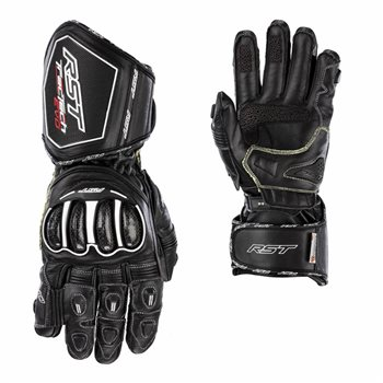 RST Tractech Evo 4 CE Motorcycle Gloves 2666 (Black) 1