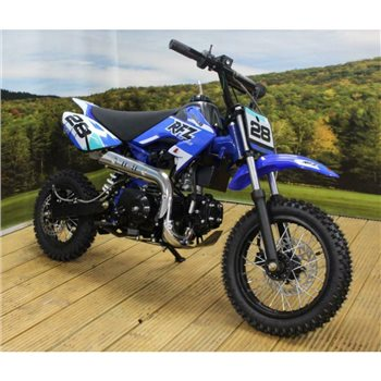 RFZ Racing  110cc Automatic Pitbike (Blue) 1