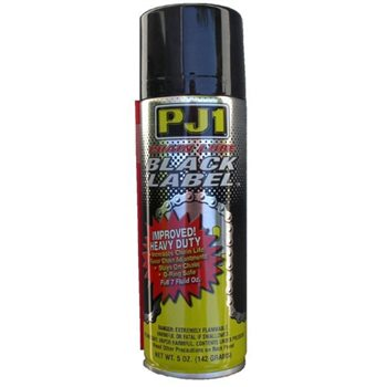 PJ1  Chain Lube 1-20 Black Label  - Click to view larger image