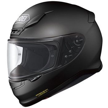 Shoei  NXR Helmet (Matt Black)   - Click to view larger image