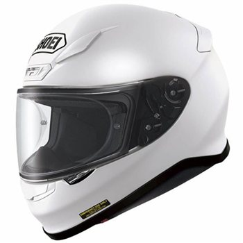Shoei NXR White Helmet   - Click to view larger image