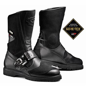 Sidi Canyon Gore-Tex Microfibre Motorcycle Boots (Black) Sidi-Canyon-Gore-Tex-Motorcycle-Boots-Black - Click to view larger image