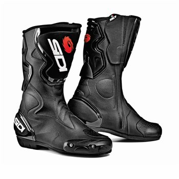 Sidi  Fusion Motorcycle Boots (Black)  - Click to view larger image