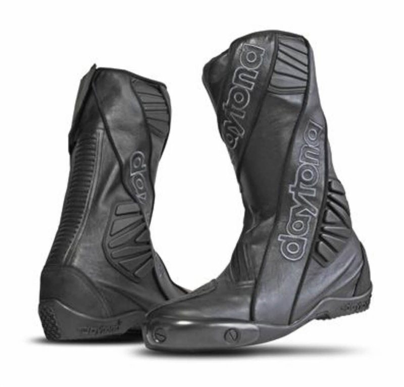 Daytona Security Evo 3 Standard Boots (Black) -OUTER ONLY 1