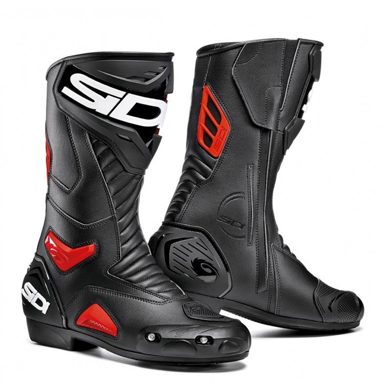 Sidi Performer Boots (Black/Red) -Special Order 1