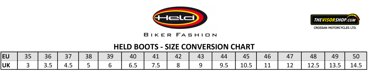 Held_Boots_Size_Chart