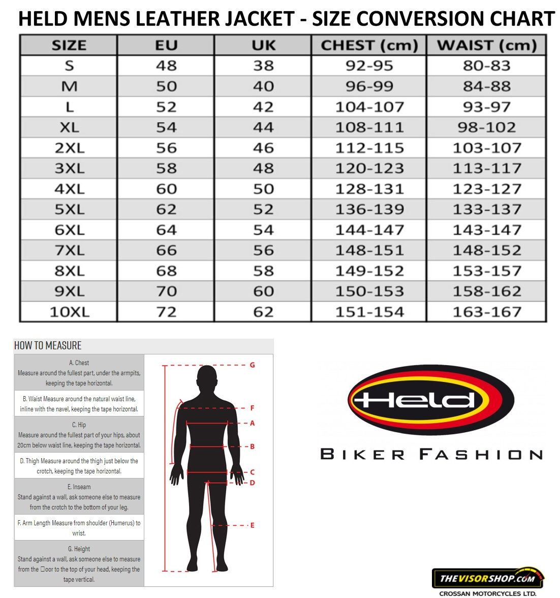 held cosmo 3 0 leather motorcycle jacket black the. Black Bedroom Furniture Sets. Home Design Ideas